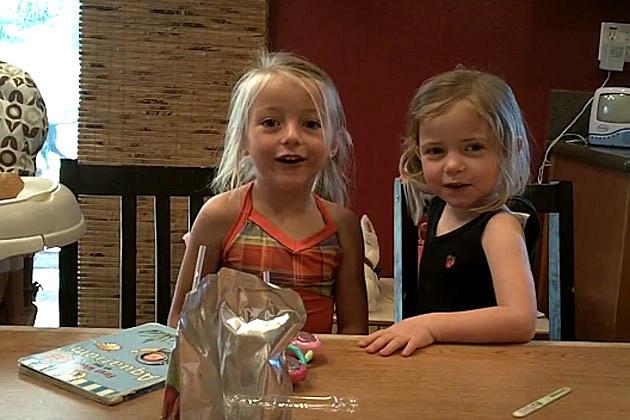 Popsicle little girls