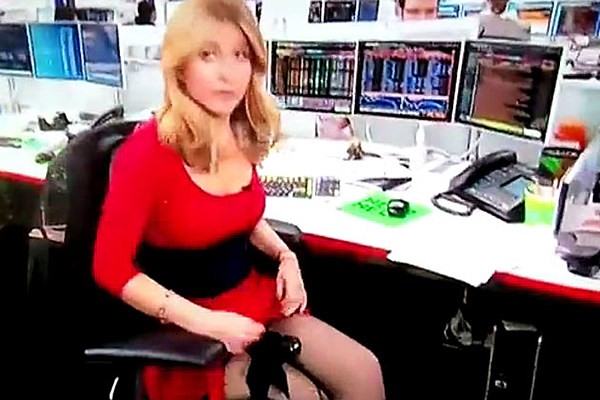 Up Skirt Bloopers 91