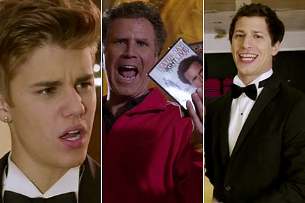 'SNL's' 100th Digital Short - Will Ferrell, Justin Bieber