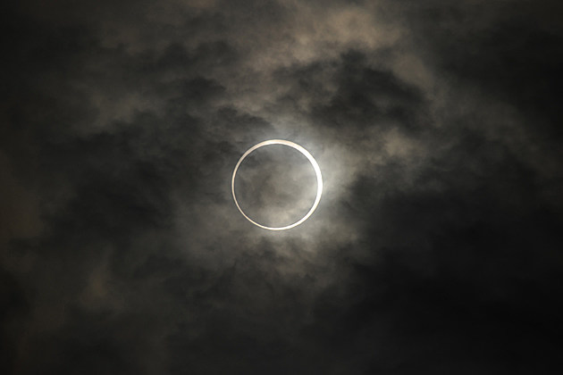 "Solar Eclipse 2012 - ""Ring of Fire"""