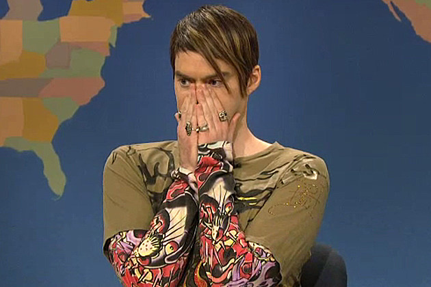 Stefon on 'SNL's' Weekend Update