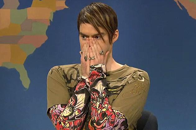 Stefon on 'SNL's' Weekend Update