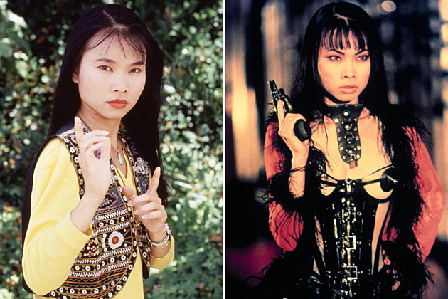 Yellow Ranger Thuy Trang Then and Now