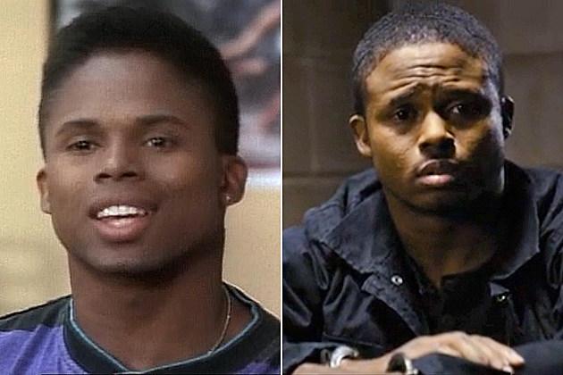 Black Ranger Walter Jones Then and Now
