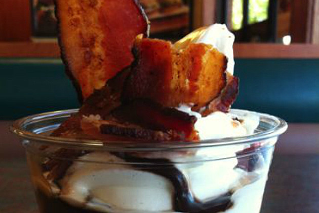 Burger King Offers Sundae Topped With Bacon