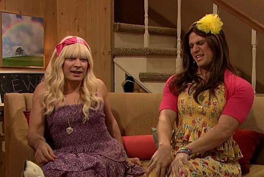 Jimmy Fallon Channing Tatum
