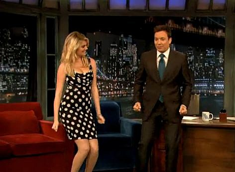 Jimmy Fallon Kate Upton
