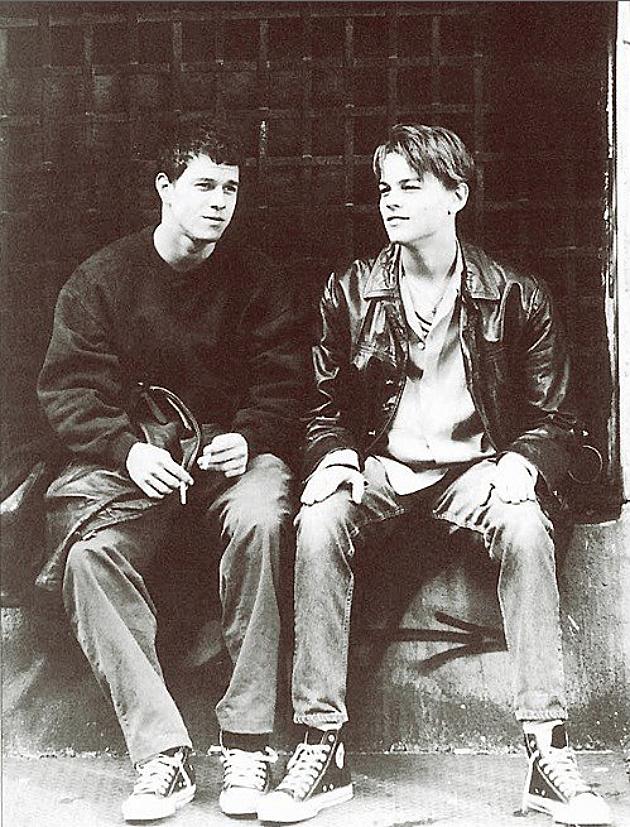 Mark and Leo