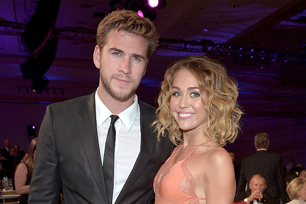 Miley Cyrus and Liam Hemsworth Get Engaged
