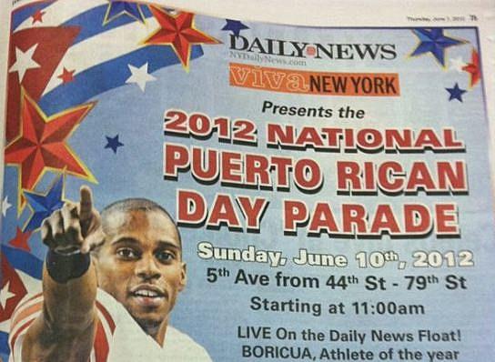 PR day parade