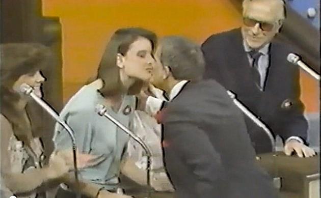 Richard Dawson Kissing