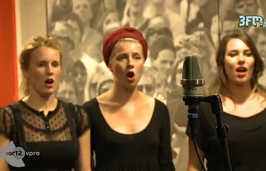 Skrillex choir