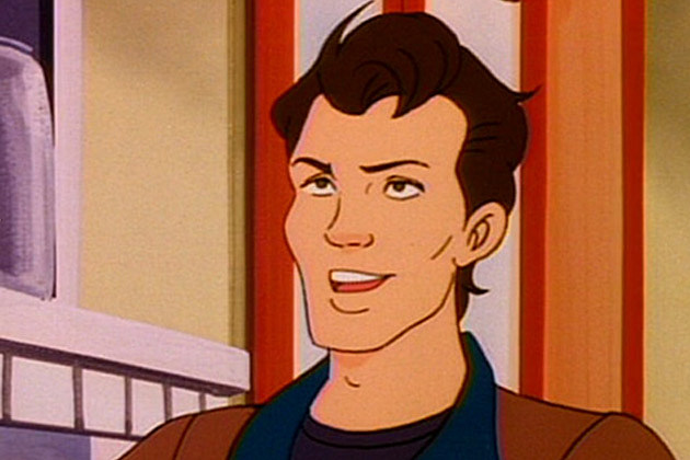 Venkman Real Ghostbusters