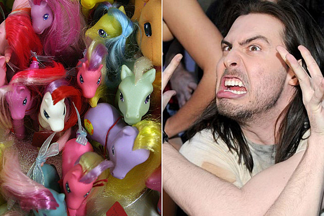 Andrew W.K. 'My Little Pony'