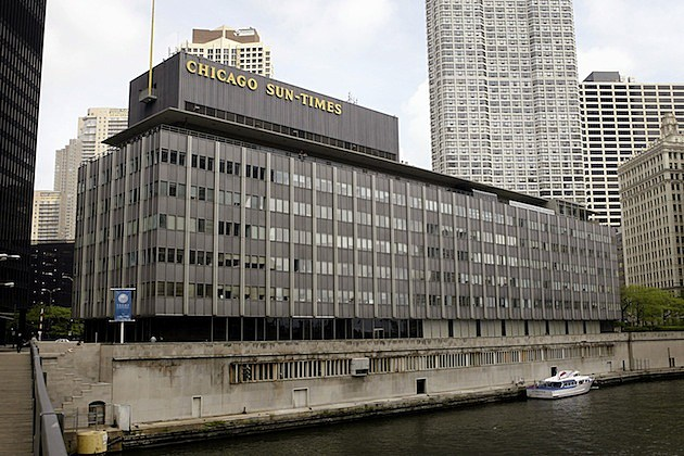 chicago sun times building