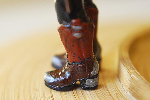 Cowboy Boots Bookmark