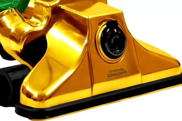 gold vacuum govacuum.com 1,000,000 dollars