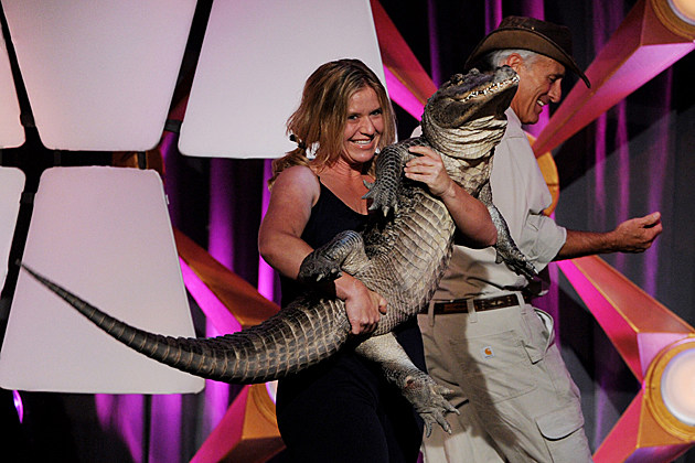 Alligator at Daytime Emmy Awards