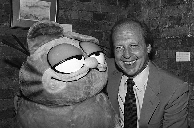 Garfield Creator Jim Davis