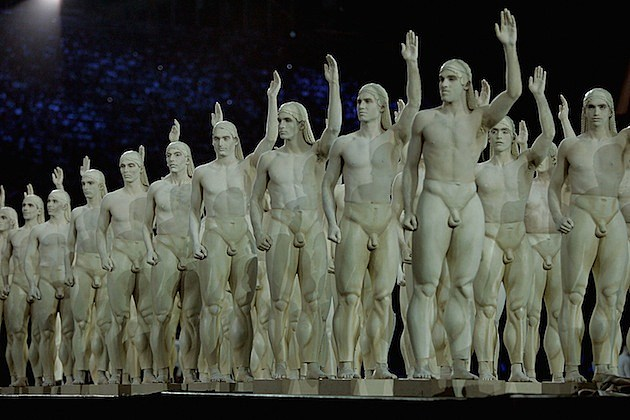 Athens 2004 Opening Ceremony