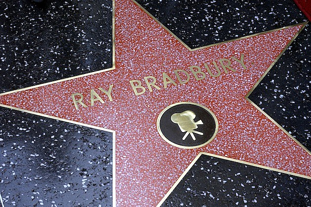 Ray Bradbury Hollywood Walk of Fame