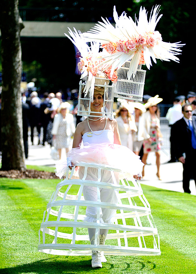 Royal Ascot Horse Race Fashions