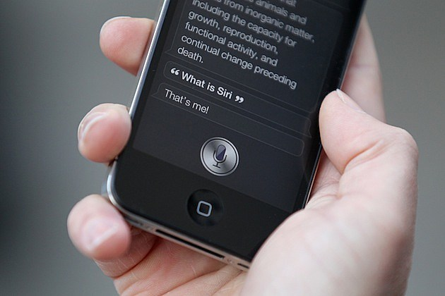 The Apple iPhone 4s Is Released Worldwide siri