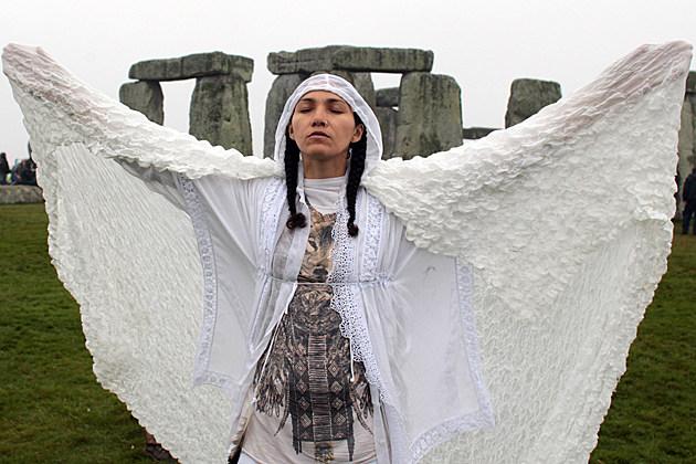 Summer Solstive 2012 at Stonehenge
