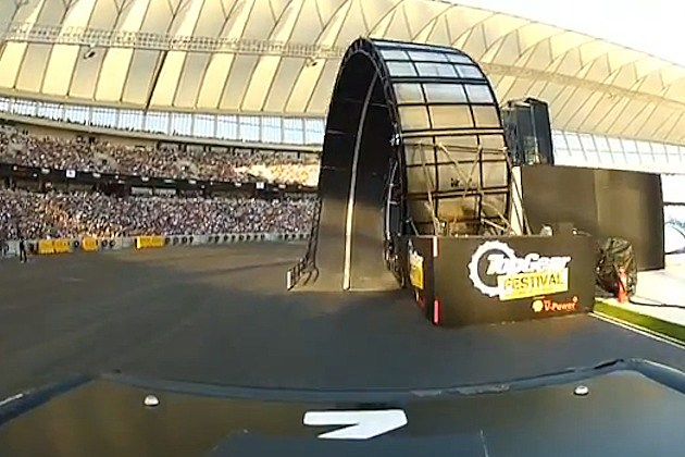 top gear double loop live south africa