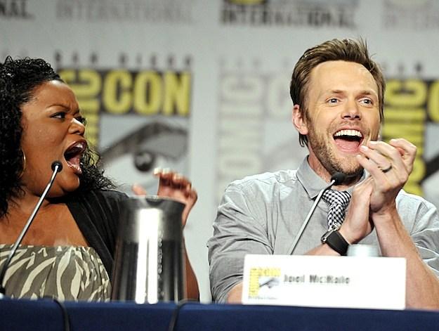 """Community"" Panel - Comic-Con 2012"