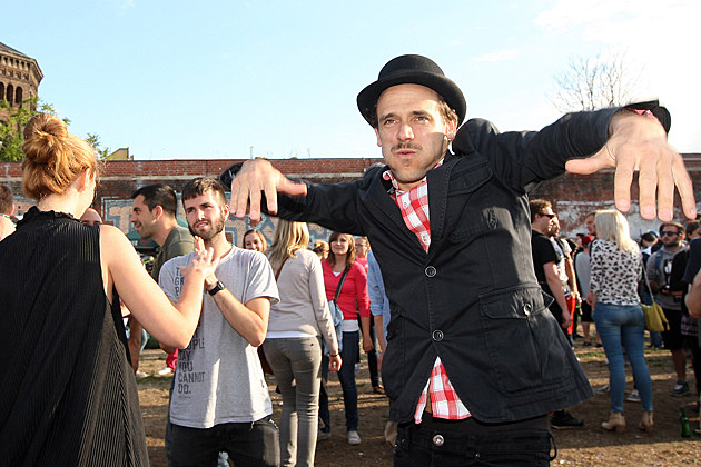 2012 Hipster Olympics