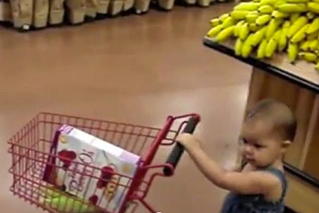Baby Shopping