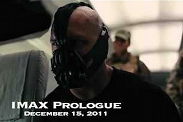 Bane Voice Before 'The Dark Knight Rises'