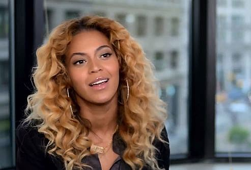 Beyonce Letter Obama