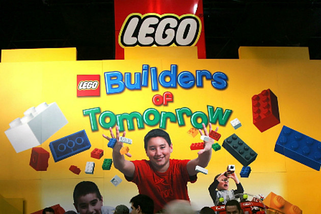 College Grad Lands Job at LEGO