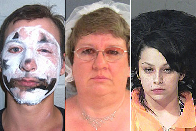 Funniest Mugshots