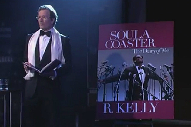 Gary Oldman Gives a Dramatic Reading of R. Kelly's Autobiography