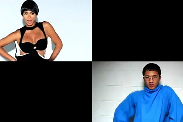 Man Recreates Beyonce's 'Countdown' Video While Wearing a Snuggie