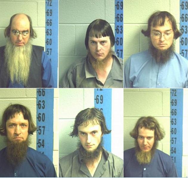 Amish Mugshots