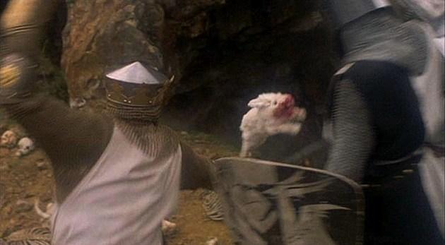 Monty Python Bunny