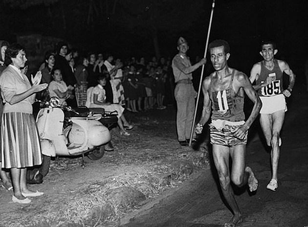 Barefoot Marathon