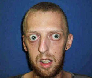 Crazy Eyes Mugshot