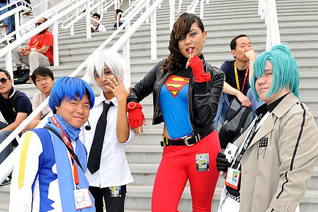 Comic-Con 2012 Cosplay