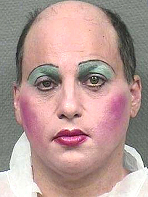 Clown Mugshot