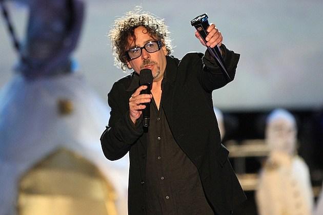 Spike TV's 2008 Scream Awards - Show tim burton