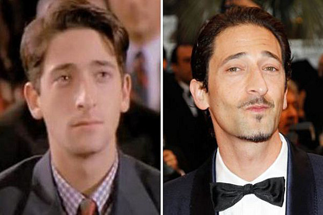 Adrien Brody Angels in the outfield