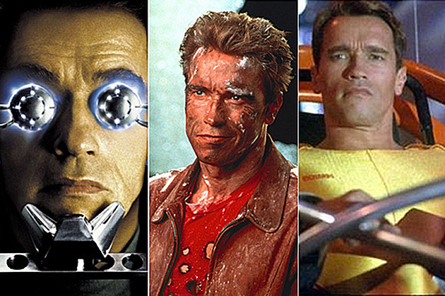 10 Arnold Schwarzenegger Movies That Need to Be Remade