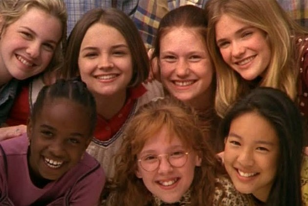 Babysitters club cast