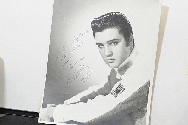 Elvis Presley's Dirty Underwear Goes Up for Auction