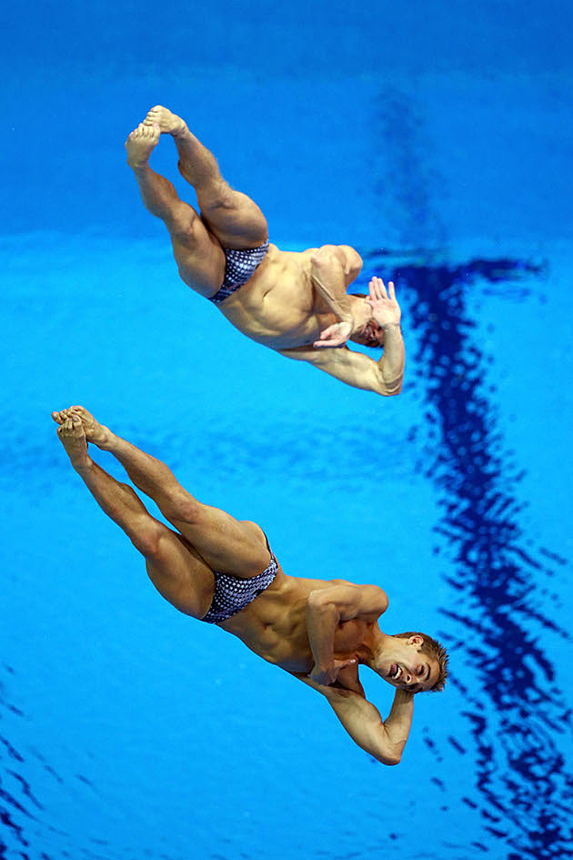 Funny Face Divers